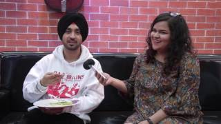 Diljit Dosanjh Interview | The Rising Star