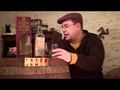 whisky review 183 - Caol Ila 30yo Mackillops Choice