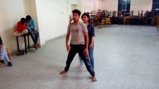 Duet dance Classroom practice video on Bollywood songs