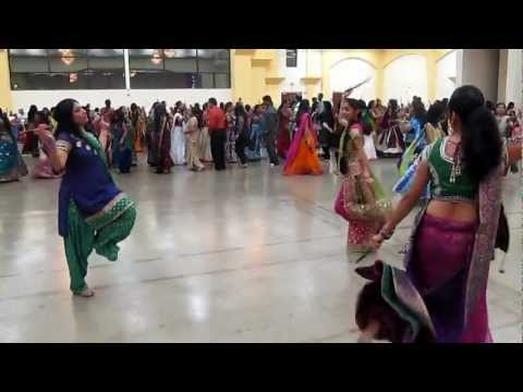 Navratri 2012 video