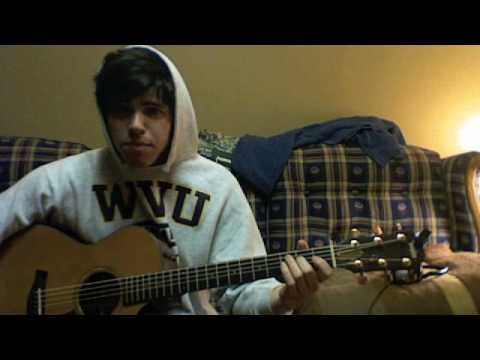 Dashboard Confessional- vindicated stolen (acoustic Cover) video