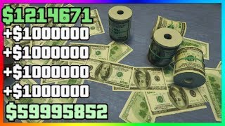 TOP *FOUR* Best Ways To Make MONEY In GTA 5 Online | NEW Solo Easy Unlimited Money Guide/Method 1.43