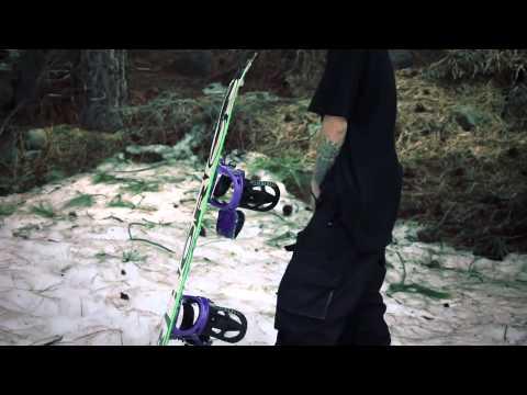 Van Delirium Snowboarding Episode 1