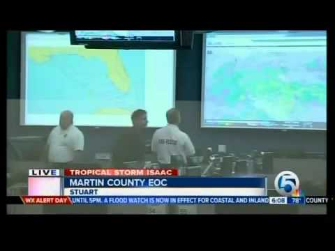 Martin County EOC deactivated
