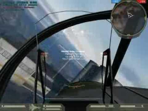 雷總駕馭~戰地2-鍵盤操控(艙內/外)