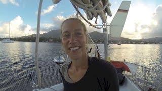 Film 18: Dominica Teil 2 - Natur erleben. Segeln als Familie und 4 Kinder an Bord.