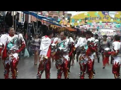 Carnaval de Oruro 2013 - Caporales San Simón [1/2].