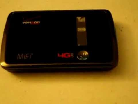 For Sale Novatel Mifi 4510L Hot Spot Fully Flashed to Verizon Prepaid 2 FREE Months