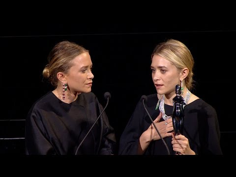 Mary Kate & Ashley Olsen, Accessory Designer of the Year - 2014 CFDA Fashion Awards