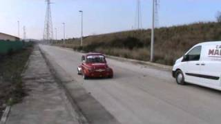 13.02.2011 Fiat 500 Minicar 700cc nuovo test
