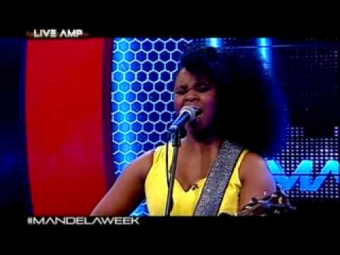 Zahara Ft. Mzwakhe Mbuli - Mandela video