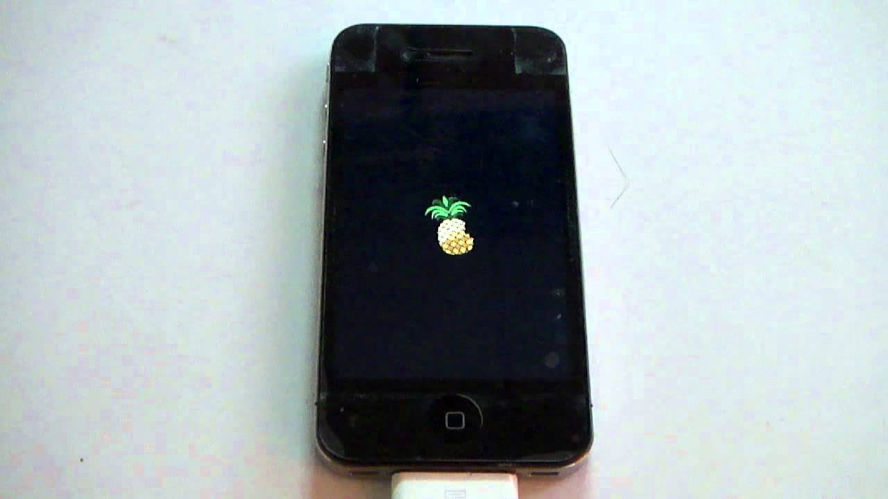 Reboot for 4.0 jailbroken ipod touch factory settings after