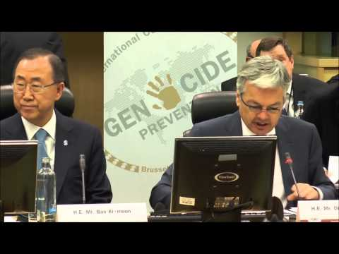 International Conference on Genocide Prevention - 31/3 & 01/4/2014