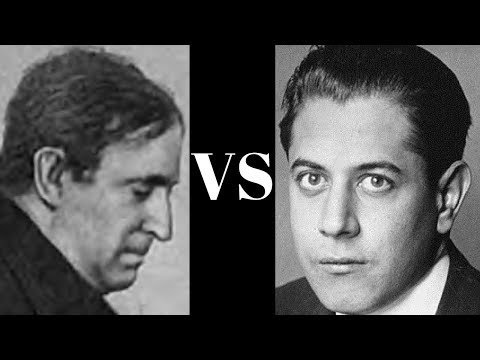Chess Strategy : Evolution of Style #66 - Pawn majority - Marshall vs Capablanca - Tarrasch Defense