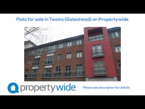 Flats for sale in Teams (Gateshead) on Propertywide