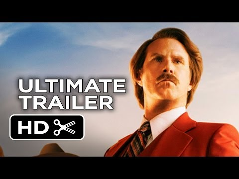 Anchorman 2: The Legend Contin... is listed (or ranked) 12 on the list The Best Will Ferrell Movies