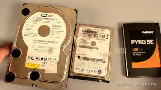 Hard Drive vs SSD Buying Tips [December 2011]