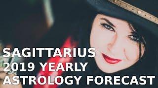 Sagittarius Yearly Astrology Forecast 2019