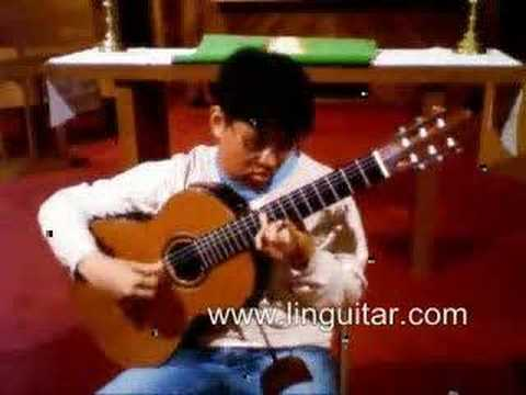 Steve Lin performs K.512