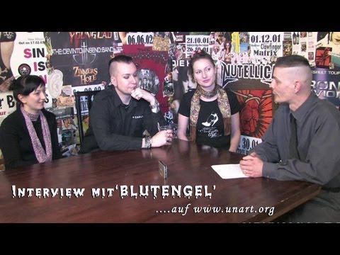 UnArt Live TV - Interview Blutengel, Matrix Bochum 2010 http://www.unart.org https://www.facebook.com/UnArtLiveTv http://www.unart.tv https://www.facebook.co...