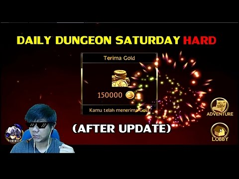Seven Knights Asia/Global - Daily Dungeon Saturday (HARD)