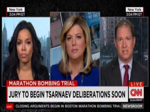 Robert Schalk, Esq, discusses the closing arguments in the Boston Marathon Bombing trial on CNN