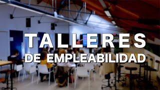 Próxima parada, tu empleo: Talleres de Empleabilidad