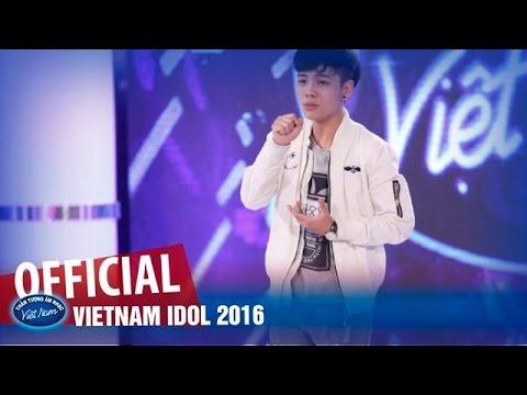 VIETNAM IDOL 2016 - TẬP 4 - CHỈ LÀ GIẤC MƠ - NGUYÊN THÀNH