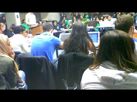 ASUC Senator John Moghtader Caught Lying? Video