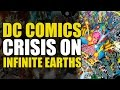 DC Rebirth: Crisis On Infinite Earths