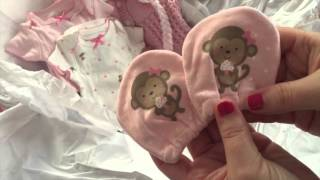 My FIRST Reborn Baby Box Opening and it's HUGE!