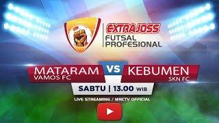 Download Lagu VAMOS FC (MATARAM) VS SKN FC (KEBUMEN) - (FT : 4-2) Extra Joss Futsal Profesional 2018 Gratis STAFABAND