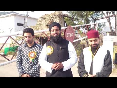 Mohd Khan Qadri President All India Naat Council Mqi In Poonch Near Loc video