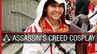 Video clip Assassin's Creed Community Cosplay Mashup