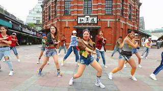 Bruno Mars - Finesse dance video by Annie Lin 小愛(LOVE's Family)