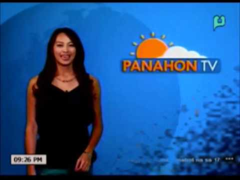 NewsLife: WEATHER FORECAST (9:24PM Report) Update on Typhoon 'Onyok' [12/18/15]