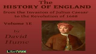 History of England from the Invasion of Julius Caesar to the Revolution of 1688, Volume 1E | 1/14