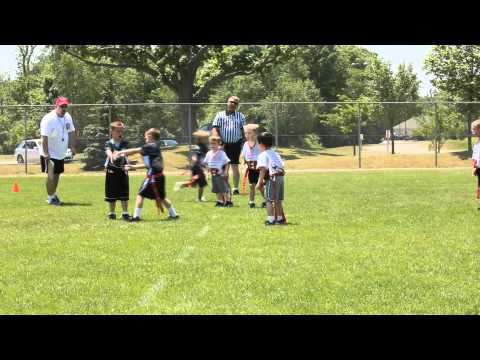 2012 Spring Flag Football Bill and Ben Bengals final.wmv