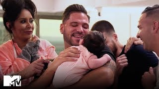 Ronnie's Best Dad Moments 👶 Best of Jersey Shore