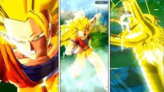 MEGA HYPE NEW DRAGON FIST SUMMON ANIMATION! Dragon Ball Legends