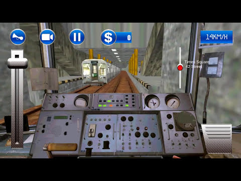 new york subway simulator