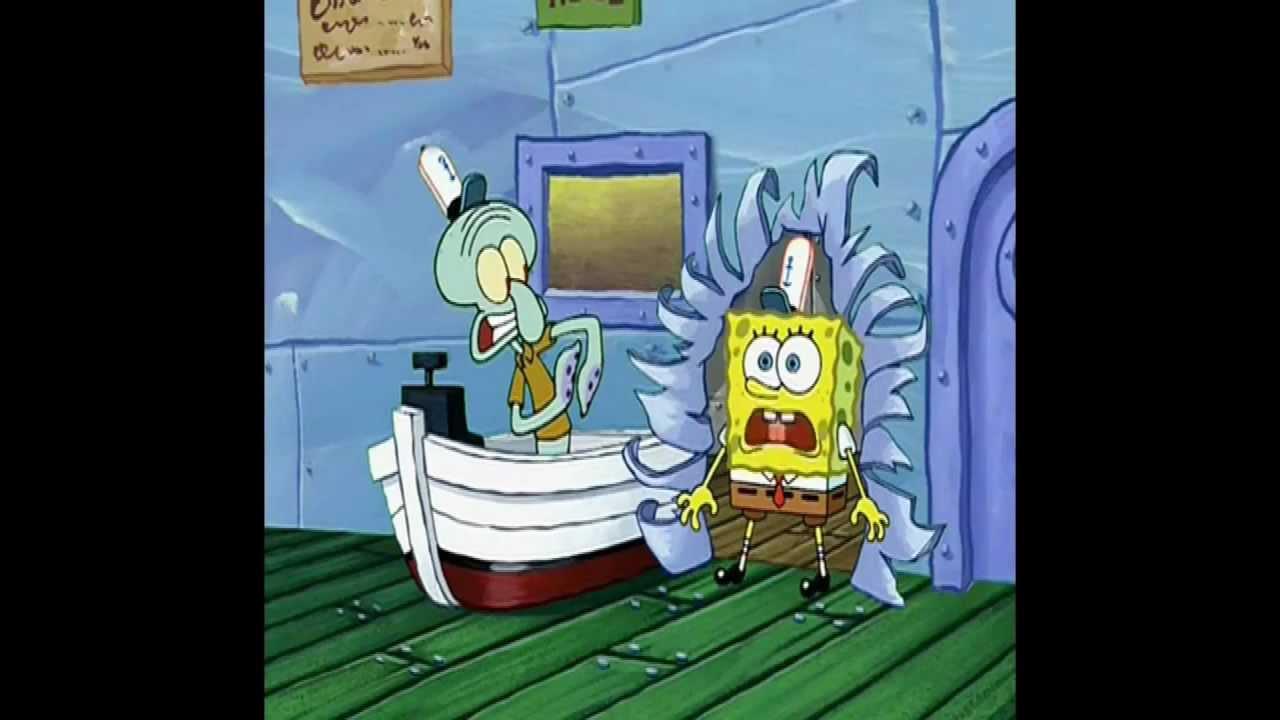 Manly Spongebob Spongebob Best of Mermaid Man