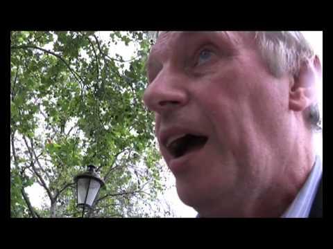 UK Rally Against Child Abuse 2010 Bill Maloney Interviews Robert Green