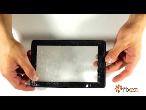 Amazon Kindle Fire Screen Repair & Disassemble