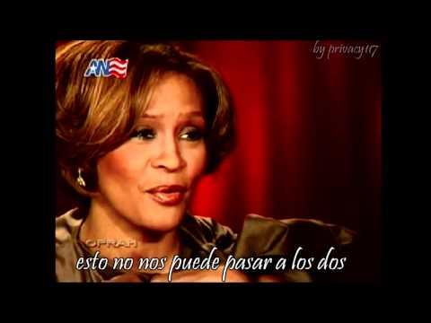 Whitney Houston Entrevista The Oprah Winfrey Show  hablando de Michael Jackson