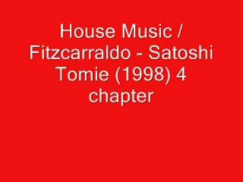 House Music / Fitzcarraldo - Satoshi Tomie (1998) 4 chapter