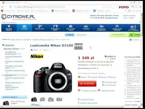Jaki Aparat Nikon D3000 Czy D3100? Darmowe Porady Fotograficzne.