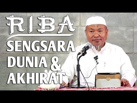 Riba, Sengsara Dunia & Akhirat - Ustadz Aunurrofiq Ghufron, Lc