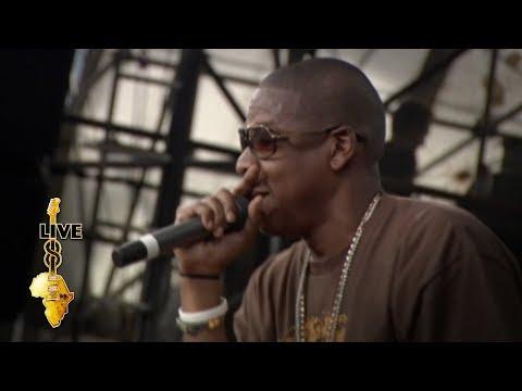 Linkin Park / Jay-Z - Numb / Encore (Live 8 2005)