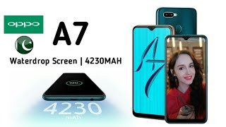 Oppo A7 (2018)| Specs | Price In Pakistan 🇵🇰